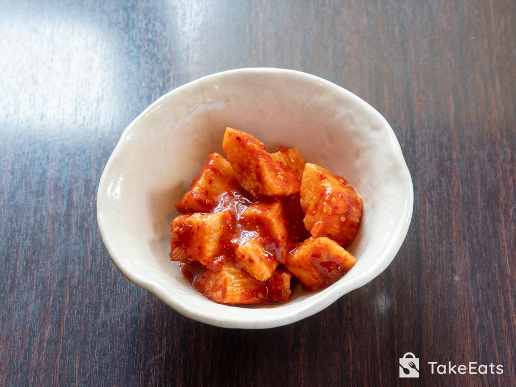 山芋キムチ(100g)